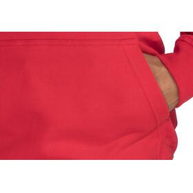 Helly Hansen M's Logo Hoodie Red